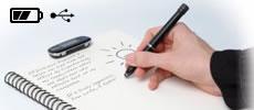 Skriv på hvilket som helst papir