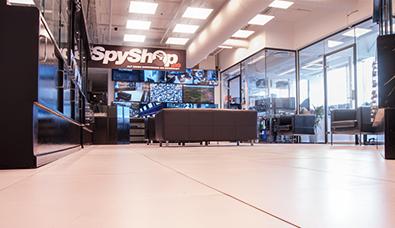 SpyShop Hjem Alt innen overvåking og sikkerhet