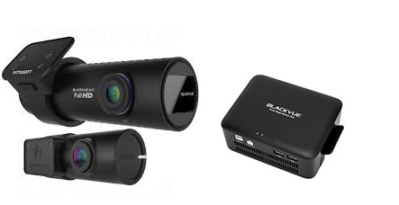 BlackVue DR650S-2CH - dashcam - bilkamera - Power Magic Battery Pack