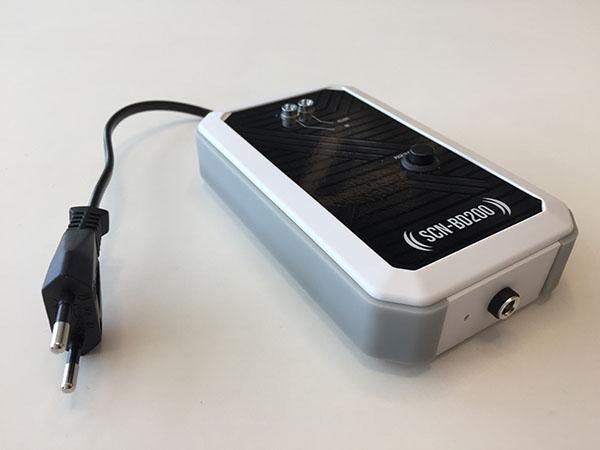 Stealthtronic avlyttingsdetektor - for skjøteledninger