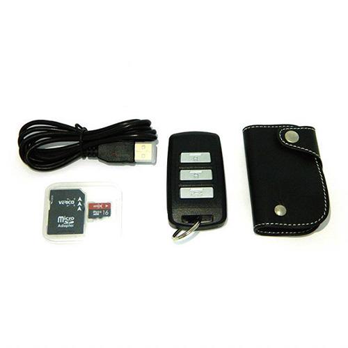 LawMate PV-RC200HDi - skjult kamera - spionkamera i bilnøkkel