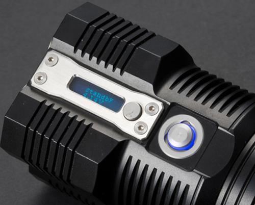Nitecore TM28 Tiny Monster - støtsikker og kraftig håndholdt lommelykt med hele 6000 lumen!