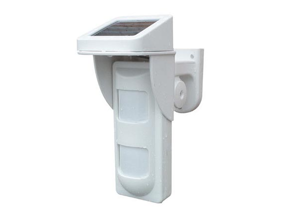 PIR-sensor utendørs